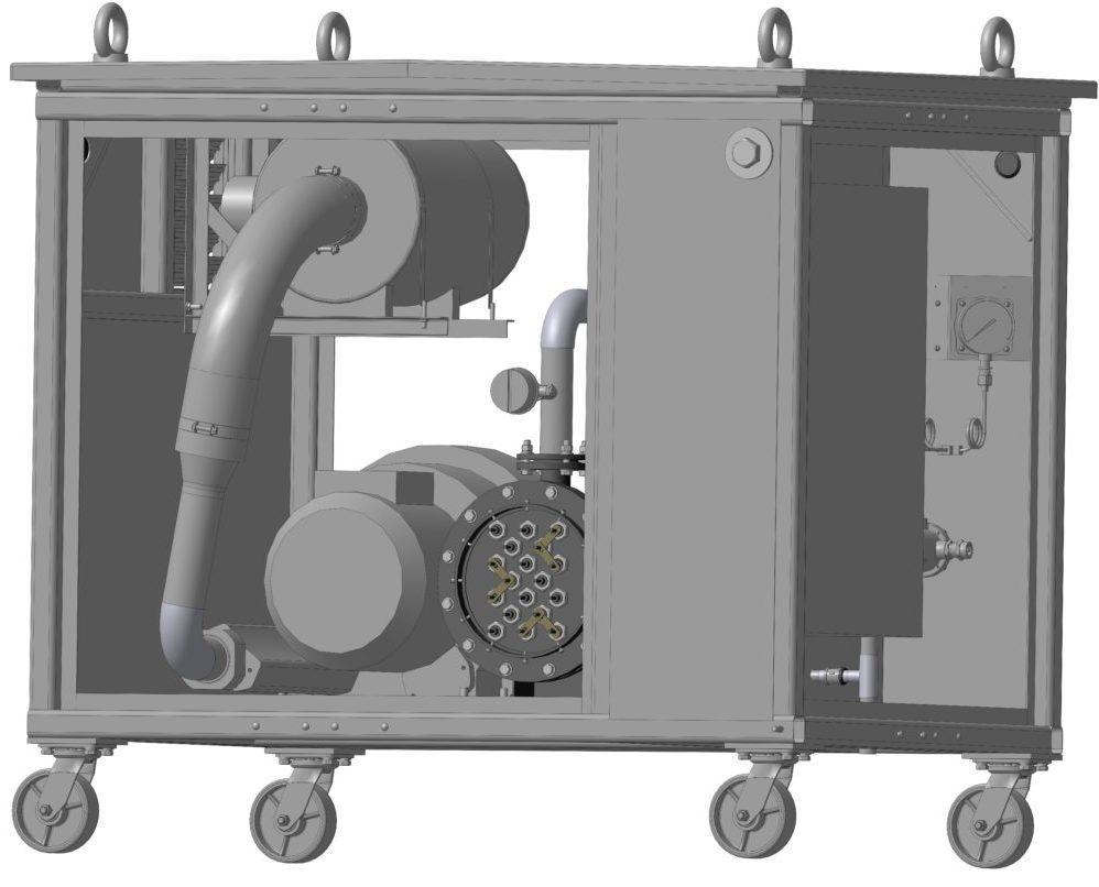 Производство емкостного и нестандартного оборудования